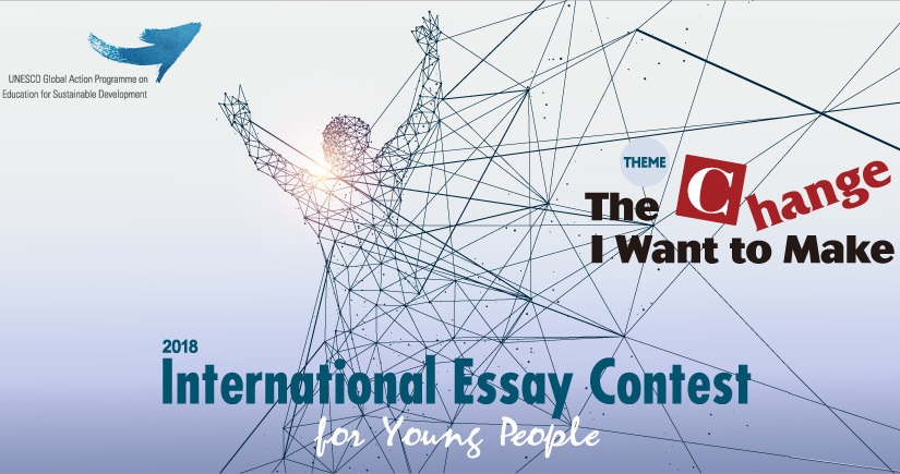 International Essay Contest for YoungPeople