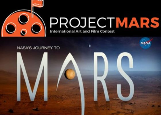 Project Mars International Art and Film Contest