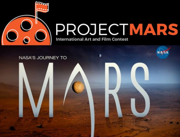 Project Mars International Art and FilmContest
