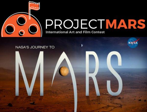 Project Mars International Art and Film Contest