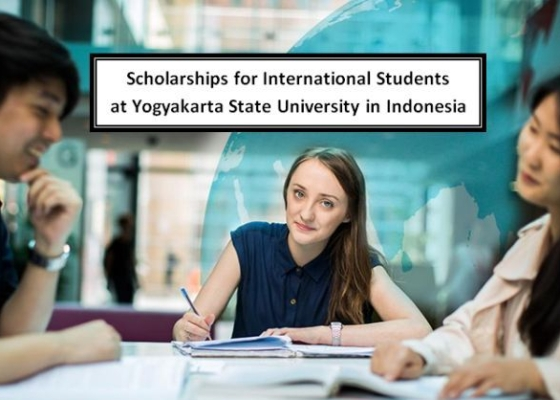 Scholarships for International Students at Yogyakarta State University in Indonesia
