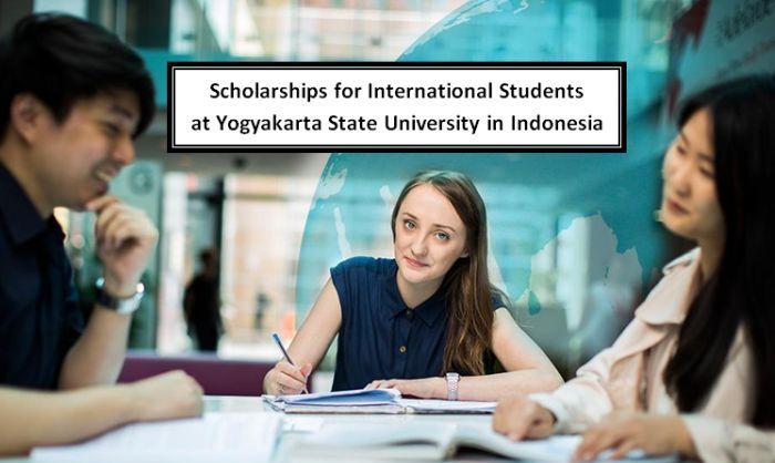 Scholarships for International Students at Yogyakarta State University in Indonesia