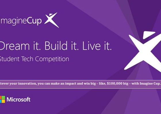 Microsoft Imagine Cup Global Student Competition