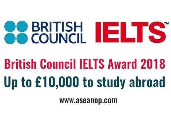 British Council IELTS International Award