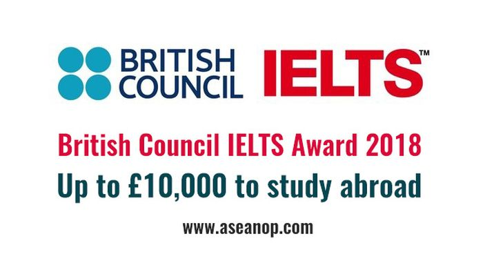 British Council IELTS InternationalAward