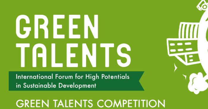 The Green Talents InternationalCompetition
