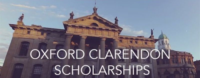 Fully-Funded Clarendon Scholarships at University of Oxford in UK
