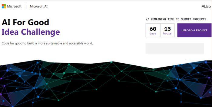 Microsoft AI Idea ChallengeContest