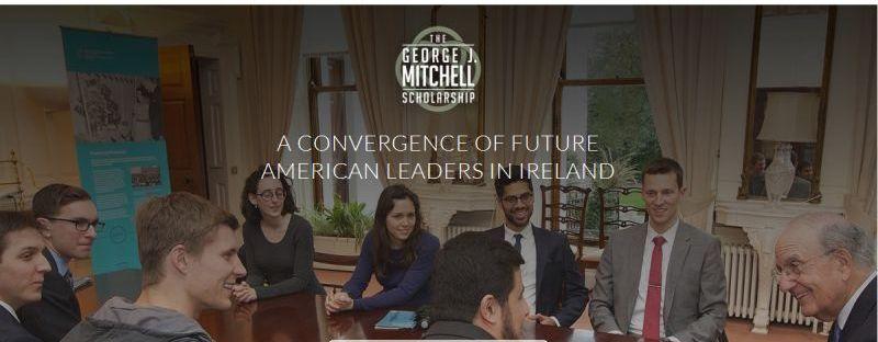 The George J. Mitchell Scholarship