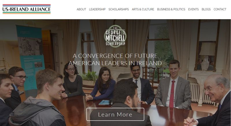 The George J. Mitchell Scholarship