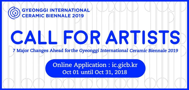 Gyeonggi International Ceramic Biennale (GICB) 2019