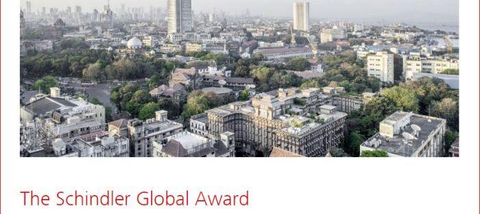 Schindler Global Award 2018-19
