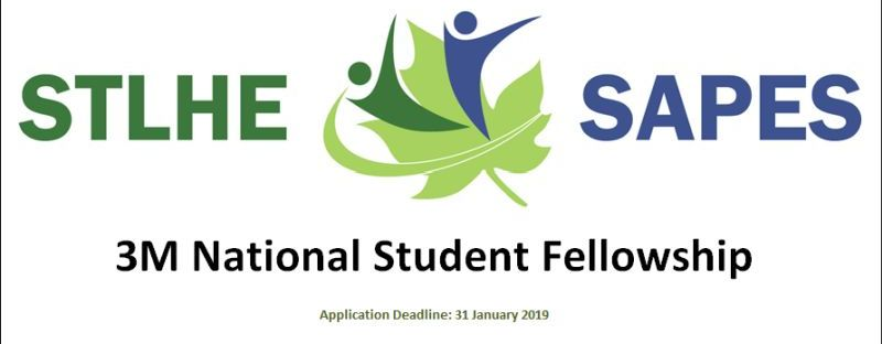 3M National Student Fellowship