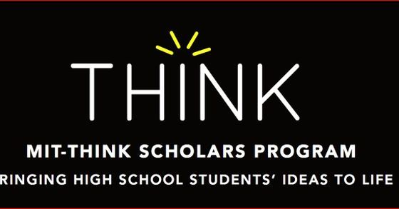 MIT THINK Scholars Program 2018-19