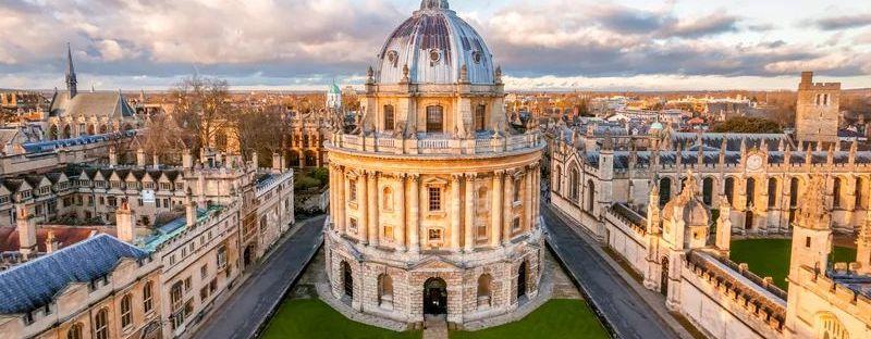 Oxford Full-Tuition Agnese Nelms Haury Scholarship