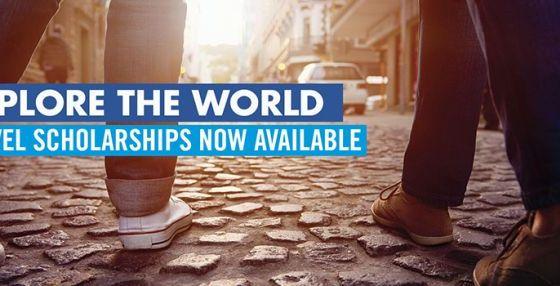 Explore the World Travel Scholarships