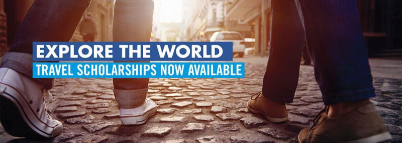 Explore the World Travel Scholarships