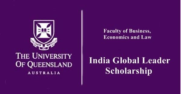 India Global Leaders Scholarship in Australia