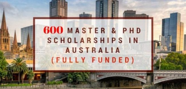 600 Melbourne Graduate Research Scholarships for International Students in Australian