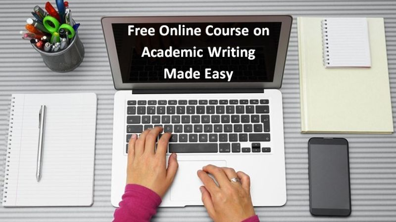 academic writing course online free