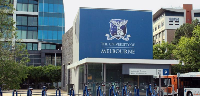 2000 International Mobility Awards at University of Melbourne in Australia